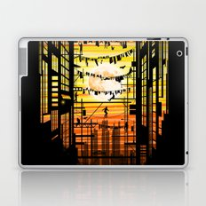 the wires Laptop & iPad Skin