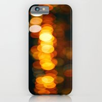 iPhone & iPod Case featuring D.C. Bokeh by Thomas Eppolito