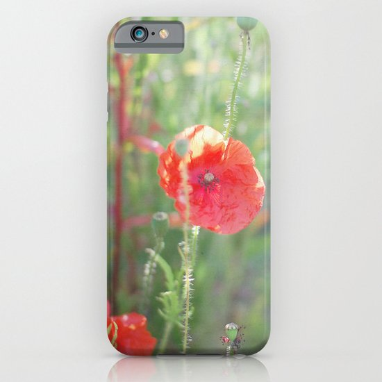 The Waking Garden iPhone & iPod Case
