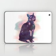 Egyptian Cat  Laptop & iPad Skin