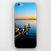 The Quay iPhone & iPod Skin