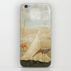 Finding Solace iPhone & iPod Skin