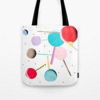 Lollypop Lolli Pop Kinder Tote Bag