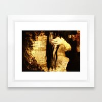 Angel II Framed Art Print
