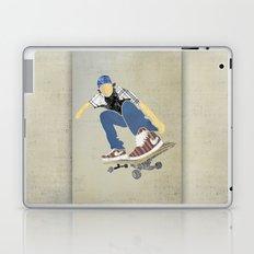 Skateboard 1 Laptop & iPad Skin