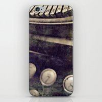 creation of a word iPhone & iPod Skin