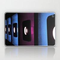 Blue, Blue, Blue, Pink, … Laptop & iPad Skin