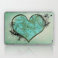 Heart #3 Laptop & iPad Skin