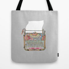 I DON'T KNOW WHAT TO WRITE YOU Tote Bag