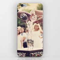 Combined Lives iPhone & iPod Skin