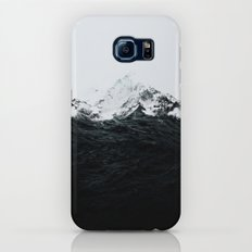 Those waves were like mountains Galaxy S7 Slim Case
