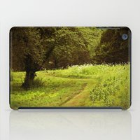 A Summers Trail iPad Case
