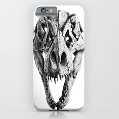 T-Rex Skull iPhone 6s Slim Case