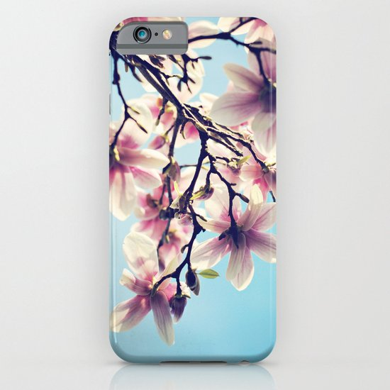 May Magnolias  iPhone & iPod Case