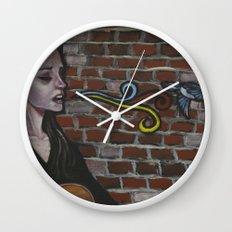 Songbird Wall Clock