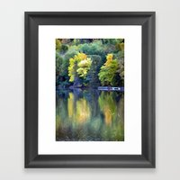 8104 Framed Art Print