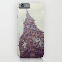 Gloomy Days of London iPhone 6 Slim Case