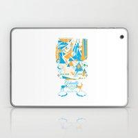 Land Of The Sky. Laptop & iPad Skin