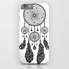 Dreamcatcher (Black & White) iPhone 6 Slim Case