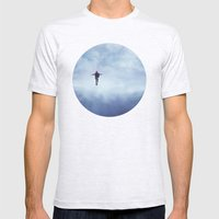 Spirit of Contemplation Mens Fitted Tee Ash Grey SMALL