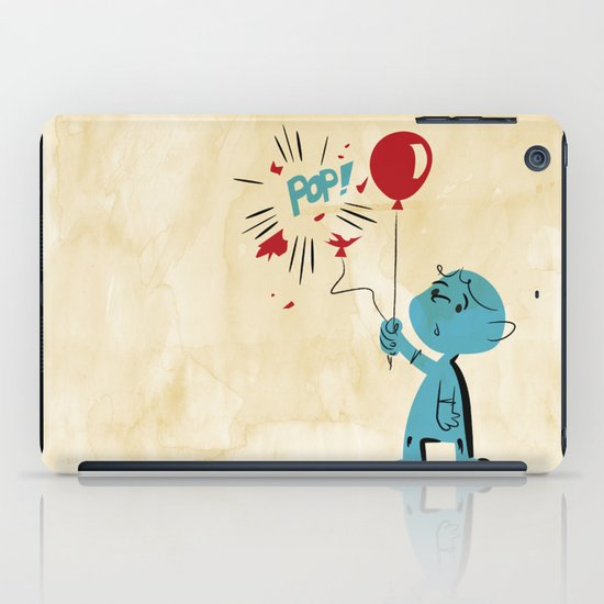 A Picture to Draw When I'm Sad iPad Case
