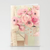 Sweet and Lovely Stationery Cards