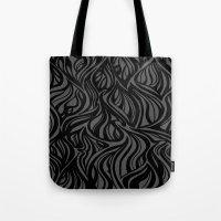 Back to Gray 1 Tote Bag