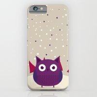 Cute Owl iPhone 6 Slim Case
