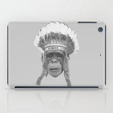 Indian Headdress Monkey iPad Case