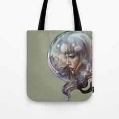 Astral  Affection Tote Bag