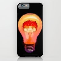 iPhone & iPod Case featuring LET THERE BE LIGHT - 082 by Lazy Bones Studios