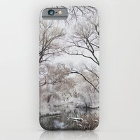 Winter Creek Canopy iPhone 6 Slim Case