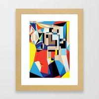 You Framed Art Print