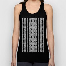 Cable Row B Unisex Tank Top