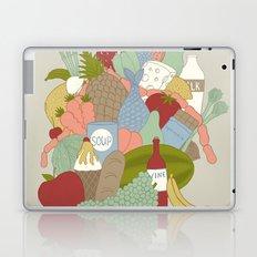 GROCERY BAG Laptop & iPad Skin