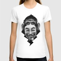 rock T-shirts featuring Anonymous by Dr. Lukas Brezak