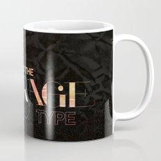 Not the Average Type Mug