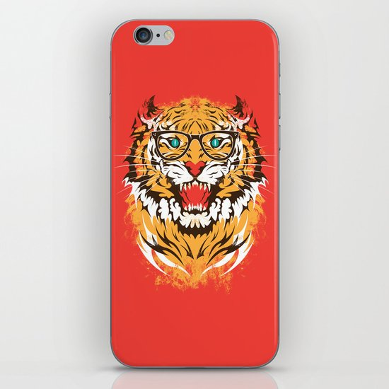 tigeek iPhone & iPod Skin