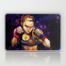 Arm Bar Queen Laptop & iPad Skin