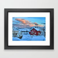 A Ridiculously Beautiful… Framed Art Print
