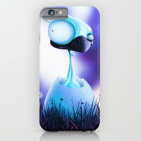 MONSTER CHICK iPhone & iPod Case