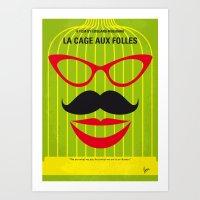 No473 My La Cage Aux Fol… Art Print