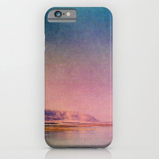 Dreamy Dead Sea IV iPhone & iPod Case
