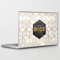 Like a boss Laptop & iPad Skin