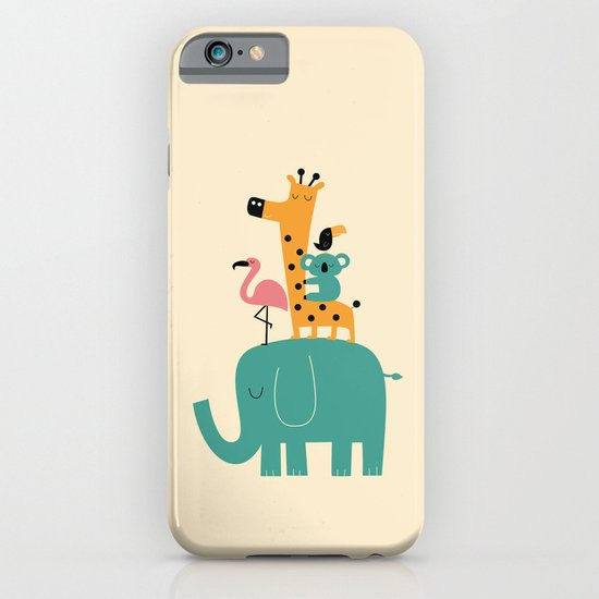 Moving on iPhone & iPod Case
