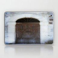 Old Door II Laptop & iPad Skin