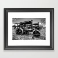 Masham, North Yorkshire Framed Art Print