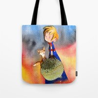 Little Prince Tote Bag
