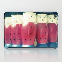 Soldier skittles iPad Case
