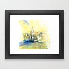 City of Hope Framed Art Print
